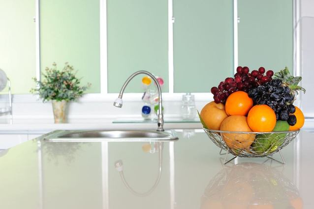 Image of kitchen sink